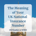 UK National Insurance (NI) Number Format: What Does It Mean?