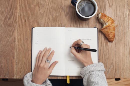 Start maintaining a gratitude journal.