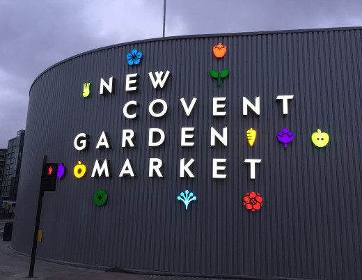 The New Covent Garden Today