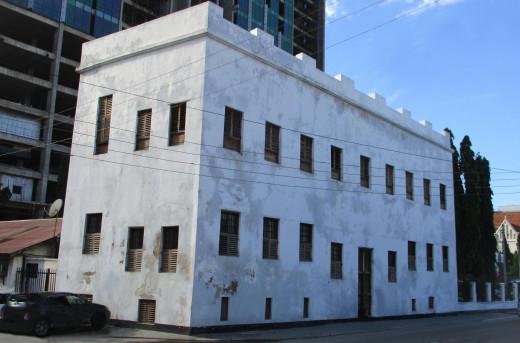 Old Boma, Buildt by Said Majid bin Said