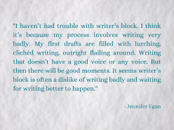 7 Powerful Ways to Permanently Overcome Writer's Block - Part 2