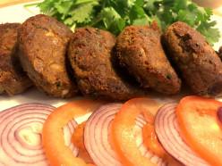 Special Cheese Shami Kebab