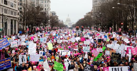 Protest In America