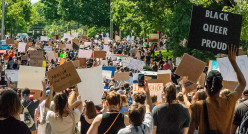 Why Do Some Protest?