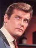 Roger Moore Then