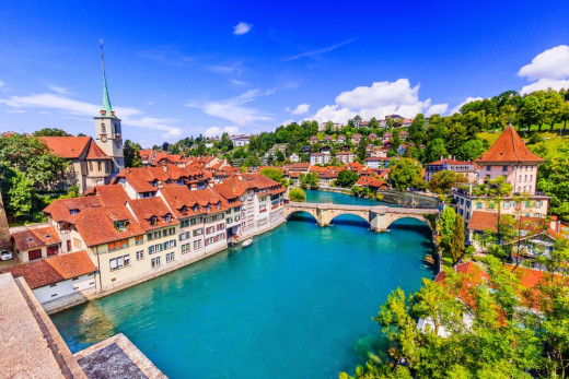 Expereince the magical essence of Bern