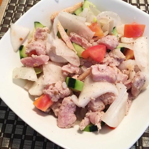 Tuna Kinilaw