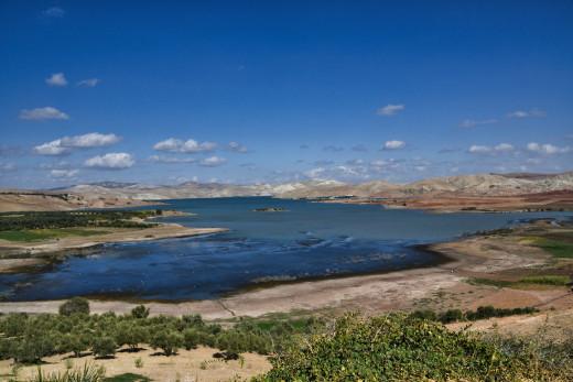 El Wahda Lake