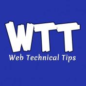 Web-technical-tips profile image