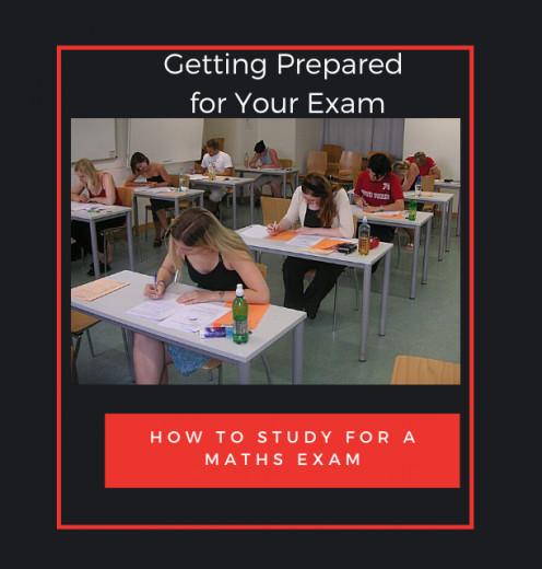 If you have an exam at the end of the semester, then you need to put your time and energy into this to get good grades.
