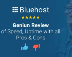Bluehost Review 2020 : Honest Review with All Pros and Cons