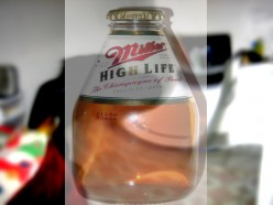 The High Life!  Colors are brighter!  Garbage Bags? Can't See them!  Filth?  Where?