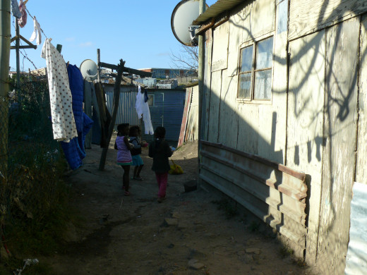 Life in the informal settlements