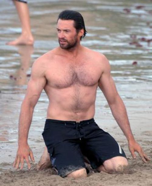Sexy Hugh Jackman
