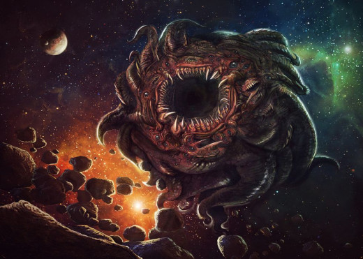 It is hard to do a good depiction of Lovecraftian horror since he emphasized the imagination.