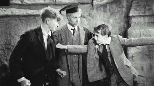 Goodbye, Mr. Chips (1939). Directed by Sam Wood.