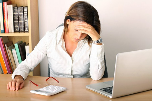 Migraines are most common in women.