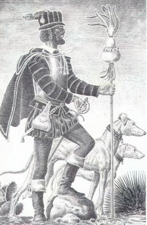 Esteban the Explorere