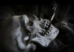 Smoking Is Harmful yet Popular , 'Why'?