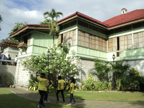 One of the monuments of Rizal in the Philippines - Rizal Shrine