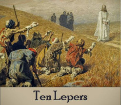 Now That We Are Well, Do We Still Need Him? Rereading the Story of the Ten Lepers.