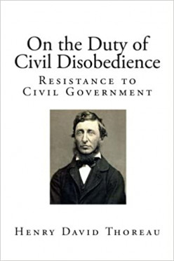 Transition in Henry David Thoreau's Political Philosophy