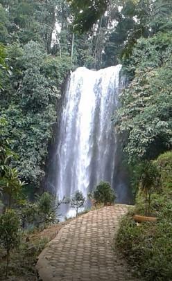 Waterfall of Hope: A Poem