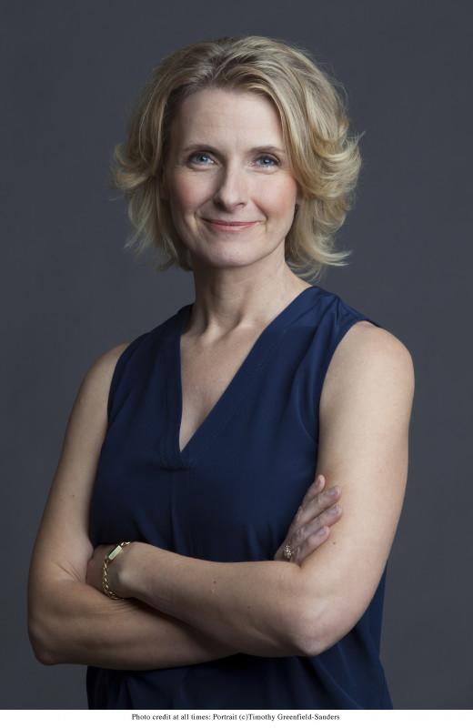 Elizabeth Gilbert, the book's author