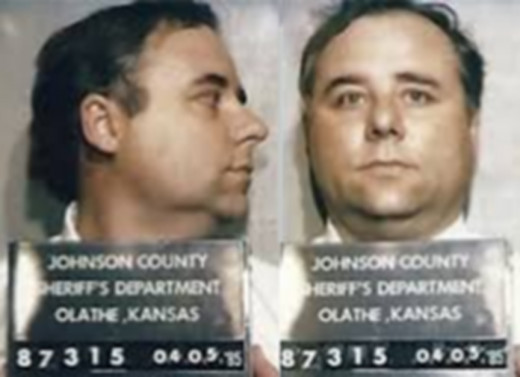 John Edward Robinson, a career criminal and convicted serial killer.