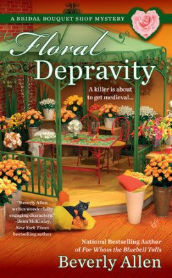 Book Review: Floral Depravity by Beverly Allen