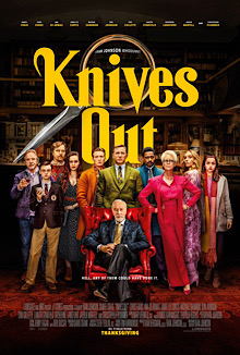 Knives Out movie/theatrical release poster