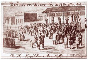 1871 Chinese Hangings
