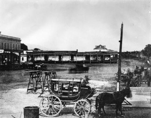 LA Plaza 1871