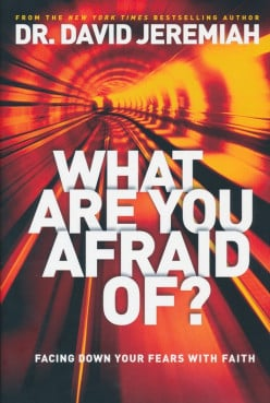 What Are You Afraid Of? Book Review