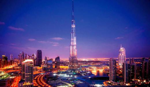 Dubai in the Emirates