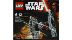 LEGO Star Wars First Order Special Forces TIE Fighter 30276 Review