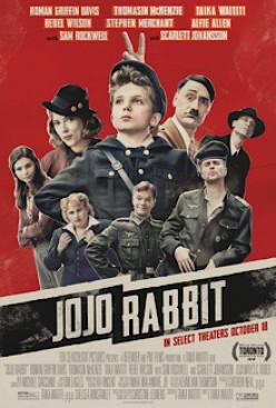 Cakes Takes Jojo Rabbit Movie Review