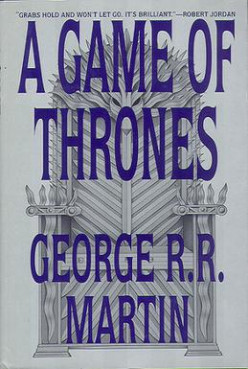 Cakes Takes on A Song of Ice and Fire: A Game of Thrones Book Review