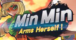 Super Smash Bros Ultimate DLC: Min Min Analysis & Spirits + Version 8.0.0 Update