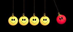 The Dark Side Of Positivity