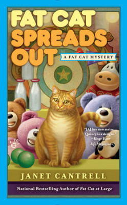 Book Review: Fat Cat Spreads Out by Janet Cantrell