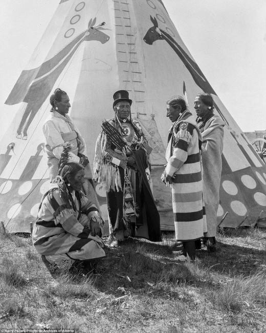 The Blood Indians