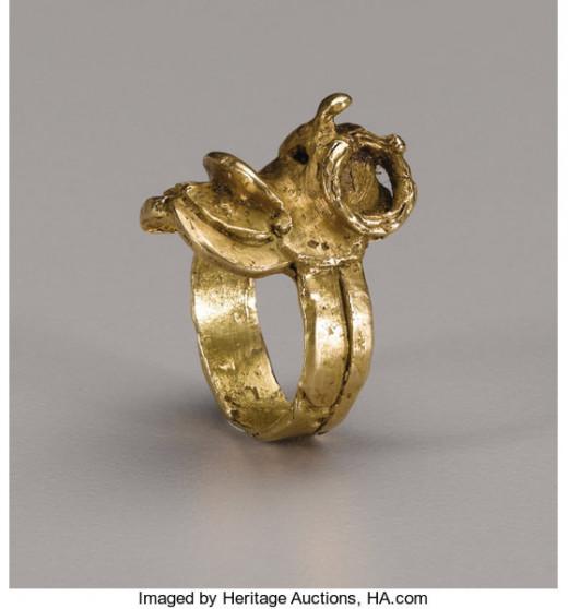Nancy's Wedding Ring
