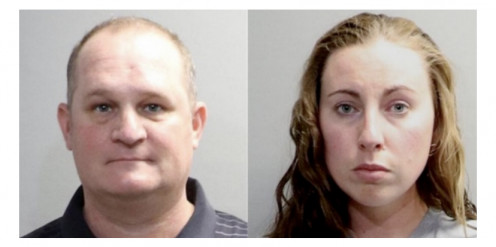 Eric and Jillian Wuestenberg, charged with felonious assault