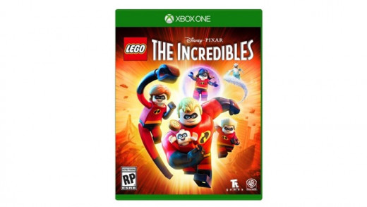 LEGO The Incredibles 2 Video Game