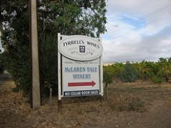 McLaren Vale winery...this way.