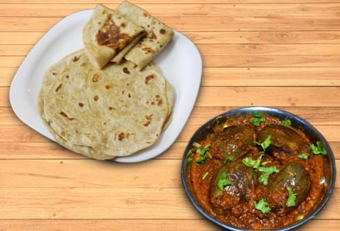 Enjoy with Roti or Chapati