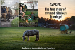 Gypsies - The True Story of My Mad Hilarious Marriage Available on Kindle and Paperback