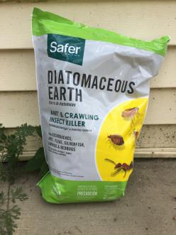 Diatomaceous Earth for the Garden