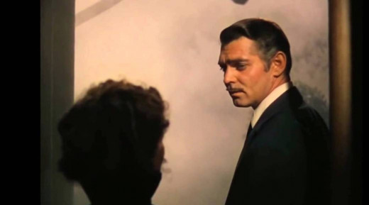"""An iconic moment where a character decided to stop settling. """"Frankly, dear, I don't give a d*mn"""" indeed."""